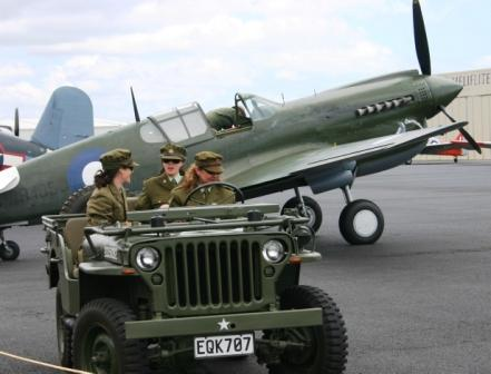 history of Ardmore Airport - Ardmore Airport